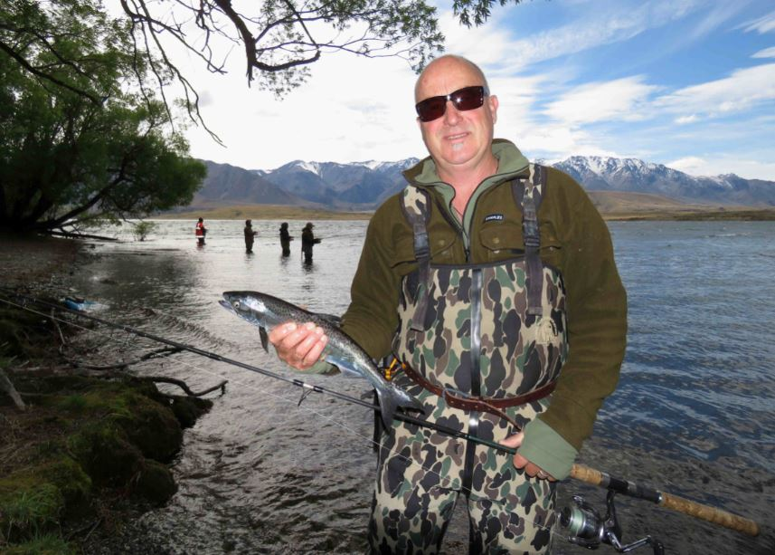Central South Island fishing reports-nzfishing