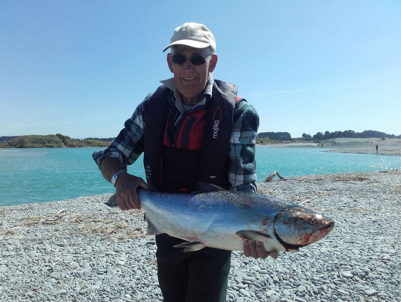 Central South Island fishing reports-nzfishing